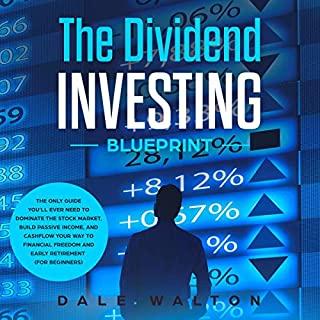 The Dividend Investing Blueprint: cover art