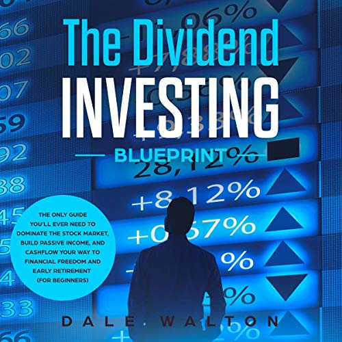 The Dividend Investing Blueprint: audiobook cover art
