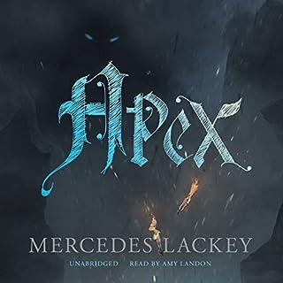 Apex audiobook cover art