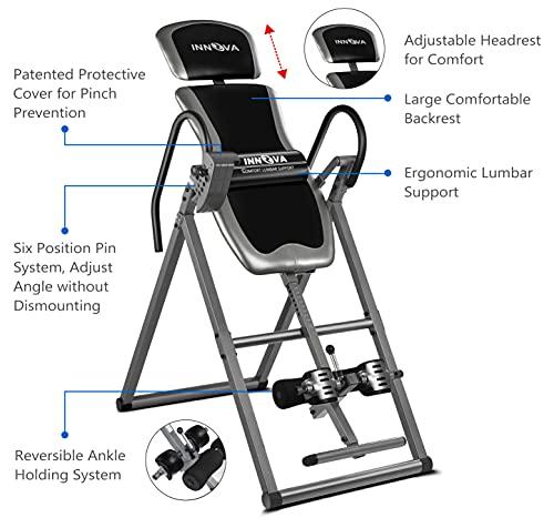 Innova Heavy-duty Inversion Table
