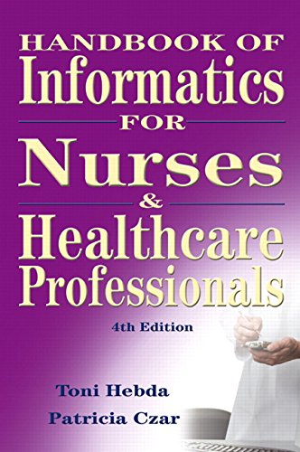 Handbook of Informatics for Nurses & Healthcare...
