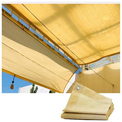 Pannelli in Tessuto Ombra Tenda Da Sole per Pergola Tende Da Sole E Tettoie Resistente Ai Raggi UV per Gazebo Esterno Patio Da Giardino Decorazione Da Festa Giardino Protezione Delle Piante Copertura