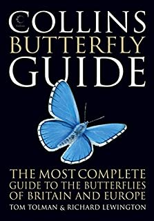 Collins Butterfly Guide: The Most Complete Guide to the Butterflies of Britain and Europe (Collins Guides)