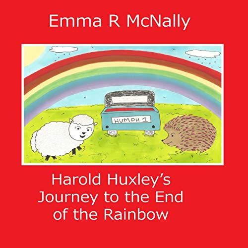 Harold Huxley's Journey to the End of the Rainbow cover art