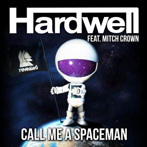 Hardwell feat. Mitch Crown