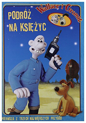 A Grand Day Out with Wallace and Gromit (IMPORT) (Keine deutsche Version)