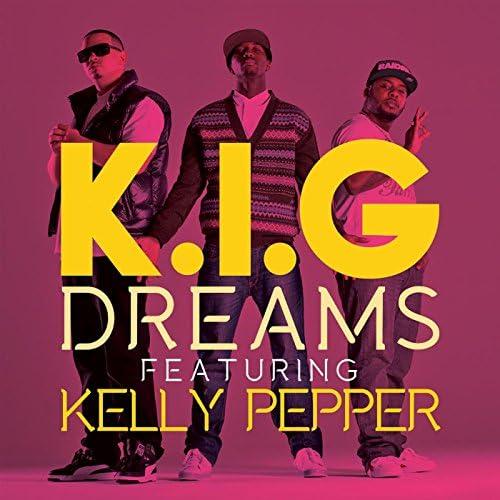 K.I.G feat. Kelly Pepper