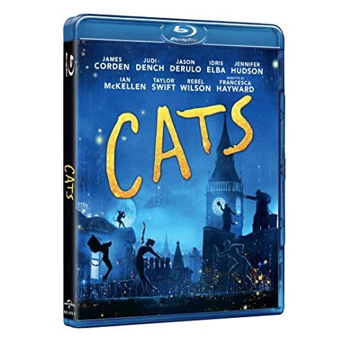 Cats (2019)  ( Blu Ray)