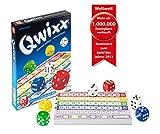 Nürnberger-Spielkarten 4015 – Qwixx – Nominiert zum Spiel des Jahres 2013 - 2