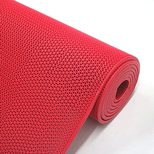 Bath Product National uniform free shipping Tub Shower Mat Non-Slip and Extra 16 Inch Large x red 40