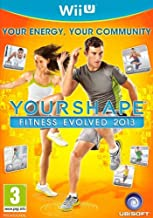 YOUR SHAPE FITNESS EVOLVED WIIU EN PEGI