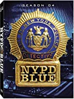 Nypd Blue: Season 4 - Complete Fourth Season [DVD] [Import]
