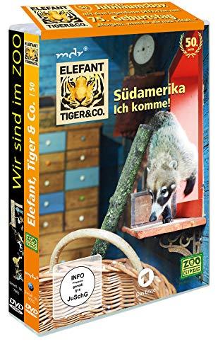 """Elefant, Tiger & Co. - Teil 50: Südamerika - Ich komme! (Special Edition mit """"Wir sind im ZOO"""")"""