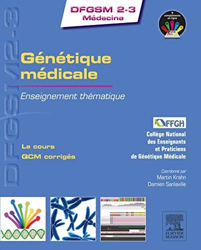 Génétique médicale: Enseignement thématique