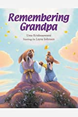 Remembering Grandpa Hardcover