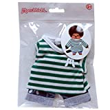 Monchhichi - Auswahl Boutique Fashion - Puppenkleidung Mode Kleidung, Style:T-Shirt & Jeans