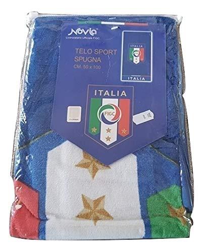 Italia - Toalla de deporte 50 x 150 Novia esponja