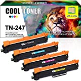 Cool Toner Compatible TN247 TN-247 TN-243 TN243 Cartouches de Toner pour Brother DCP-L3550CDW MFC-L3750CDW MFC-L3770CDW HL-L3210CW...