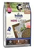 bosch HPC Mini Light | Hundetrockenfutter für übergewichtige Hunde kleiner Rassen (bis 15 kg Körpergewicht)