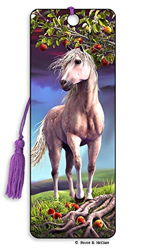 3D Lenticular Royce Bookmark - by Artgame (Horse Heaven)
