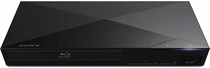 Sony BDP-S1200 Blu-ray Disc Player with Streaming Services