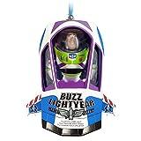 Disney Pixar Buzz Lightyear Talking Living Magic Sketchbook Ornament – Toy Story