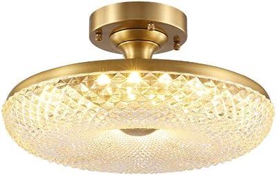 EGLO Deckenlampe Claverdon, 1 flammige Deckenleuchte Vintage