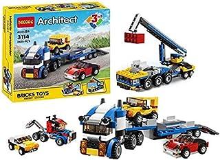 Block Set Architect 3 in 1 Building Blocks - 3114