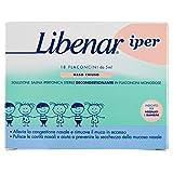Libenar Iper Flaconcini Soluzione Fisiologica Salina, Ipertonica Decongestionante per Libe...