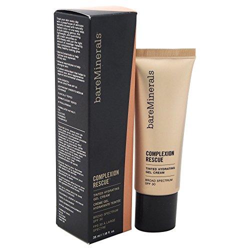 BareMinerals Complexion Rescue Gel-Crème Hydratant Teinté SPF30 07 Tan pour Femme 1.18 oz 33.45 g