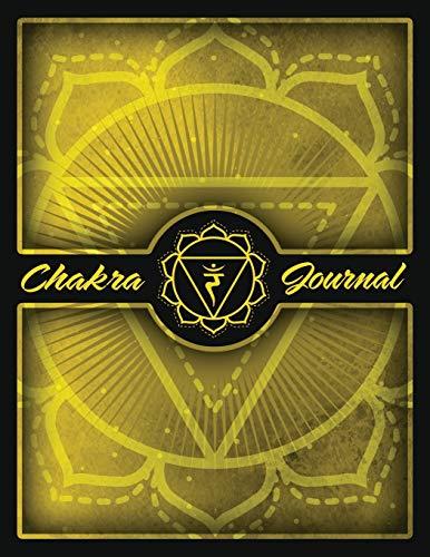 Solar Plexus Chakra Manipura Journal: For Gratitude, Mindfulness and Healing
