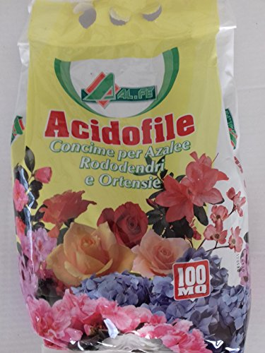 AL.FE Acidofile Concime per piante acidofile NPK (S) 11-7-16 (15) 4 kg