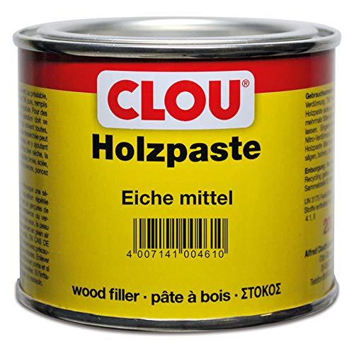 CLOU Holzpaste lösungsmittelhaltig 11 eiche mittel 0,2 kg