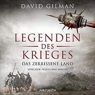 Couverture de Legenden des Krieges - Das zerrissene Land