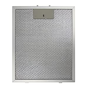 CIARRA Filtre à graisse en aluminium pour hotte 201 102 6506 736 301 (260 x 319 mm), 1pc