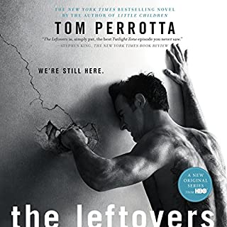 The Leftovers cover art
