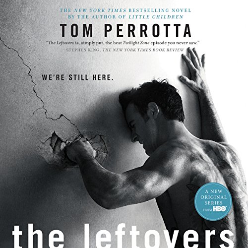 The Leftovers audiobook cover art