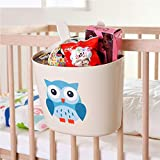 Per Organizadores Colgantes para Cunas Bebés Bolsa de Almacenamiento Cajas de...