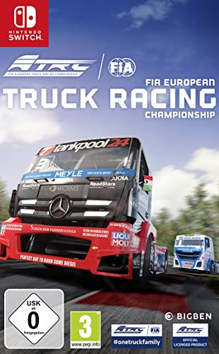FIA Truck Racing Championship [Nintendo Switch]