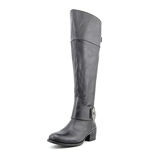 f293501448209 Vince Camuto Beatrix Ankle Studded Riding Boots