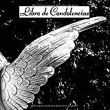 Libro de Condolencias: 101 páginas para honrar la memoria de un ser querido | Cuaderno de luto | Libro de recuerdos | Libro de visitas funerarias | ... cuadrado 20,96 x 20,96 cm (8,25' x 8,25')