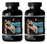 Testosterone Booster Sex Drive - Horny Goat Weed (Powerful Formula) - Horny Goat Weed Extract Powder - 2 Bottles 120 Capsules