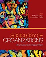 Sociology of Organizations