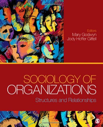 Sociology of Organizations: Structures and Relationships