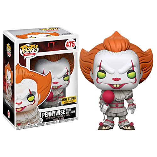 Funko POP! Movies Stephen King's IT Pennywise #475 (With Balloon)