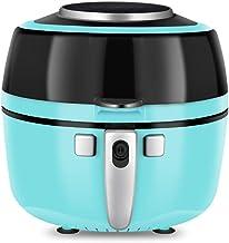 YGB Health Olievrije luchtfriteuse luchtfriteuse met Fast Air technologie voor Health y koken bakken en grillen plastic 13...
