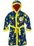Sam el Bombero Bata para Niños Fireman Sam Azul 3-4 Años
