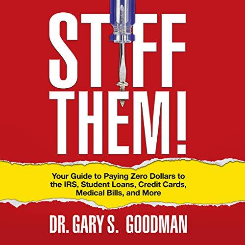 Stiff Them! audiobook cover art