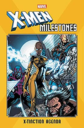 Amazon.com: X-Men Milestones: X-Tinction Agenda ...