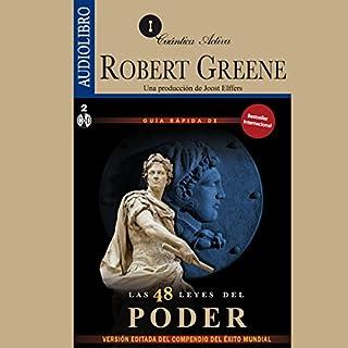 Guía rápida de las 48 leyes del poder [The Concise 48 Laws of Power] audiobook cover art